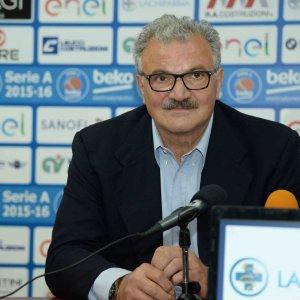 """Basket, il coach Sacchetti si presenta a Brindisi: """"Voglio un'Enel che vinca e diverta"""""""