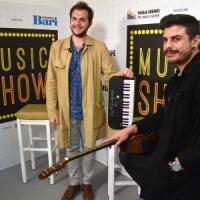 Renzo Rubino a Music Show: