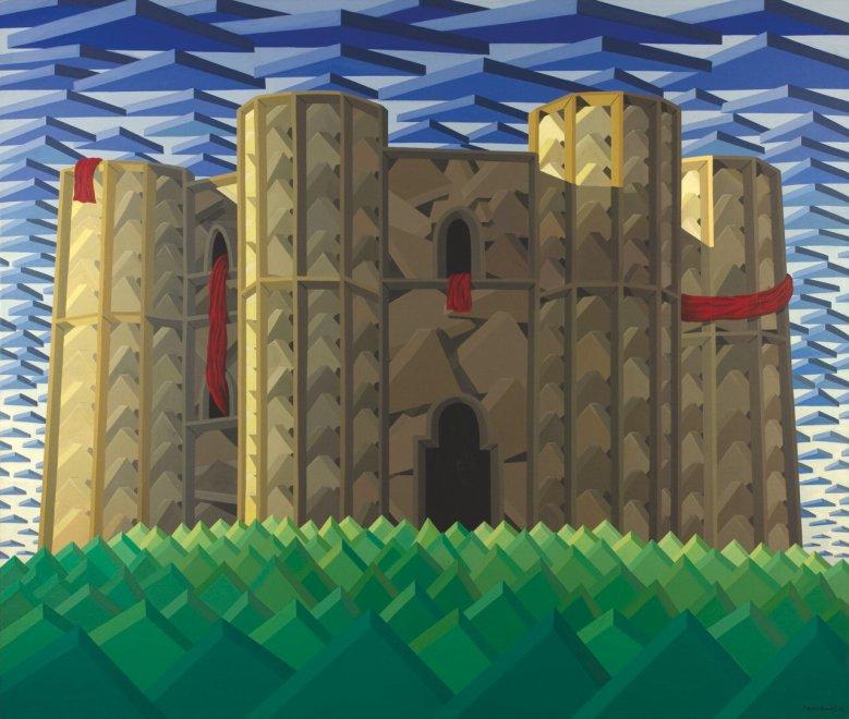 Castel del Monte, Dante e Kafka: icone in mostra a Lecce