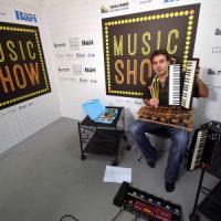 Livio Minafra a Music Show: