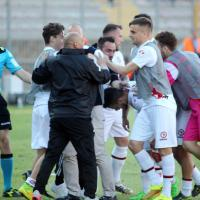 Lecce-Foggia, gol e spettacolo