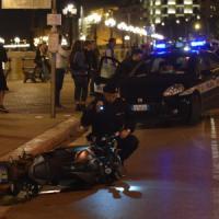 Bari, travolta da una moto sul lungomare mentre attraversa la strada: grave
