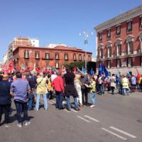 Bari, traffico in tilt e disagi per lo sciopero dei netturbini: rischio
