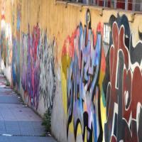 Bari, il Comune affida un sottovia ai writers ma i residenti protestano: