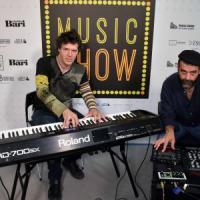Music show, i ritmi del Sud con Messina e Signorile: