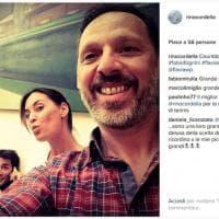 Pennetta-Fognini, selfie e ospiti social per il matrimonio