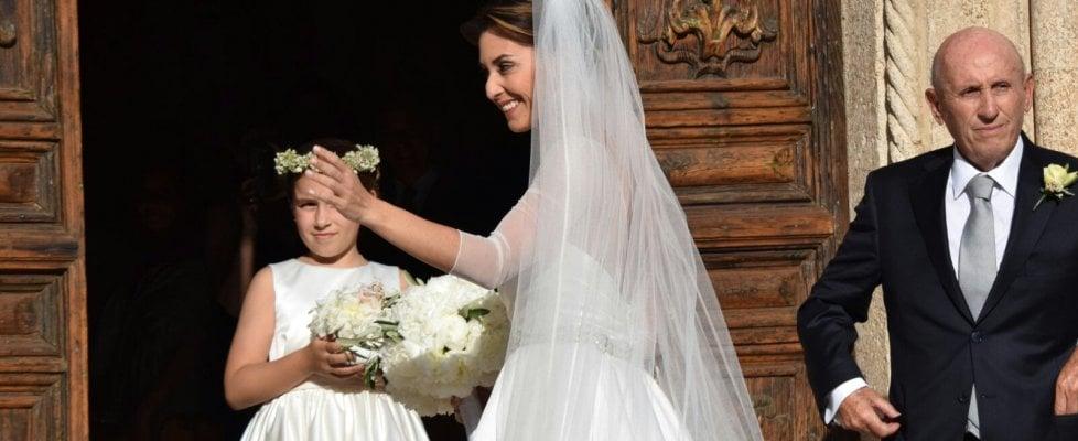 Pennetta-Fognini sposi, da Pietrangeli a Becker: Ostuni festa blindata con le stelle del tennis