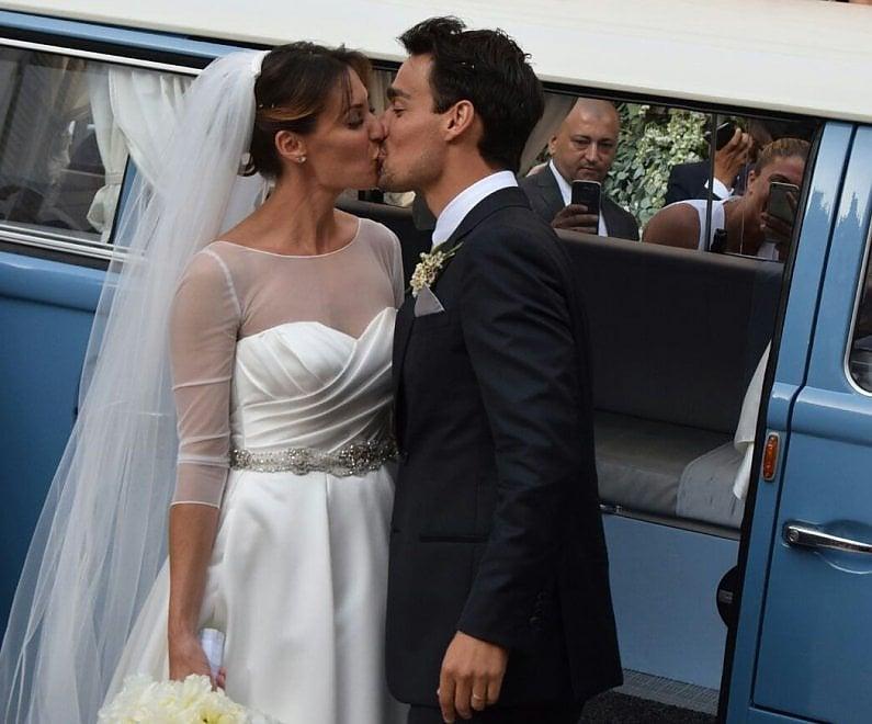 Pennetta e Fognini sposi, a Ostuni le stelle dello sport