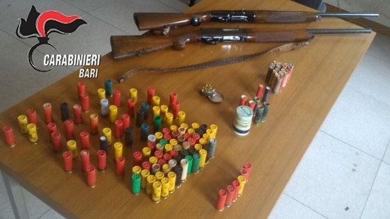 Bari blitz dei carabinieri dopo il tentato omicidio al