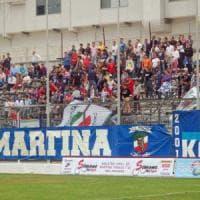 Calcio, a Martina Franca parte il crowdfunding per salvare la Lega Pro.