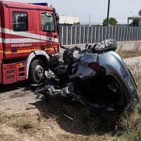 Taranto, 6 morti in scontro frontale tra auto: le vittime sono cinque ragazzi