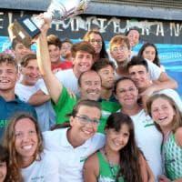 Nuoto, festa per i quarant'anni della Payton Bari: una sfida tra 500 giovani