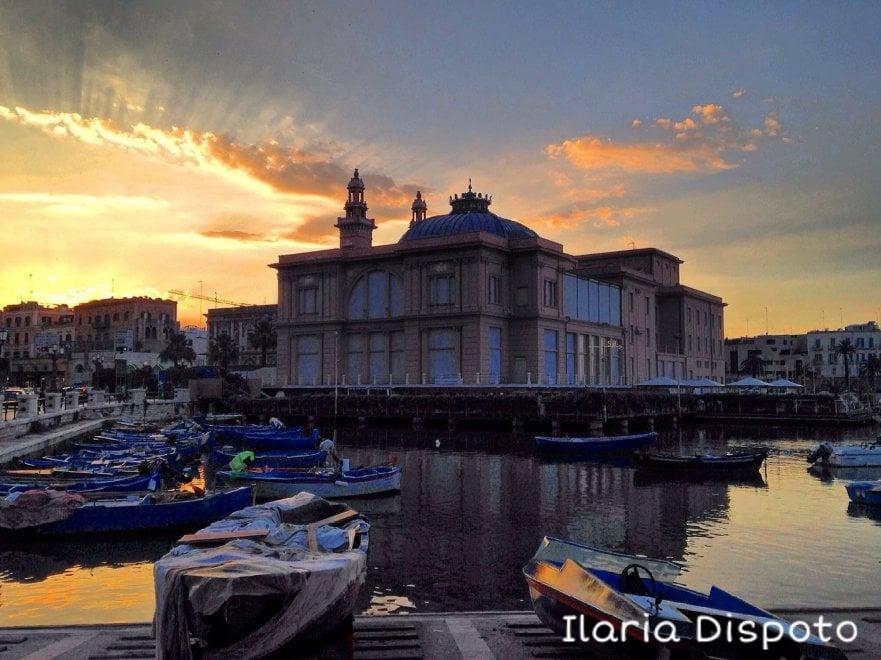 bari lungomare tramonto az - photo#41