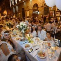 Bari, torna la 'cena bianca': appuntamento il 14 luglio, ma il luogo è