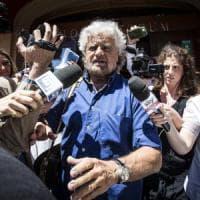 """Beppe Grillo assolto a Bari: """"Non diffamò in televisione la deputata pd Cinzia Capano"""""""