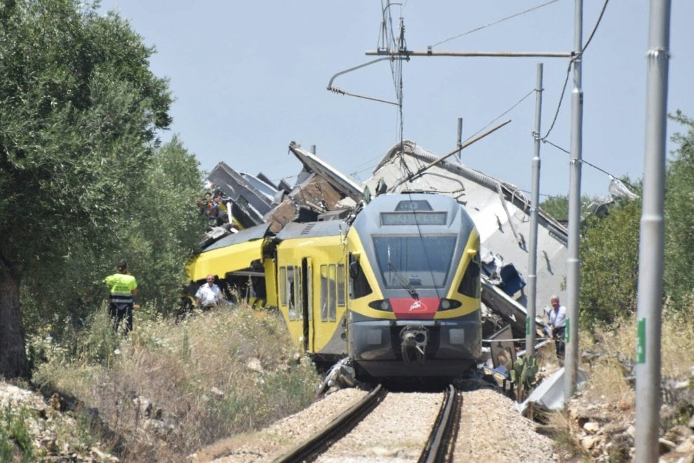 Tragedia in Puglia