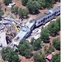 Scontro tra treni in Puglia, l'appello delle celebrità: