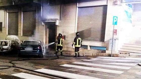 """Ceglie Messapica, in fiamme l'auto dell'assessore appena nominato. Lacala: """"Mai avuto pressioni"""""""