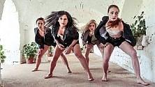 'The iron cage', in Puglia   si danza in masseria