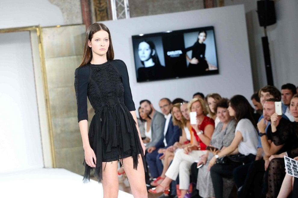 Modelle, Carlotta dalla Puglia al trono di Cindy Crawford
