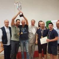 Campionato di dama, il Lecce batte il Foggia dei campioni e vince lo scudetto