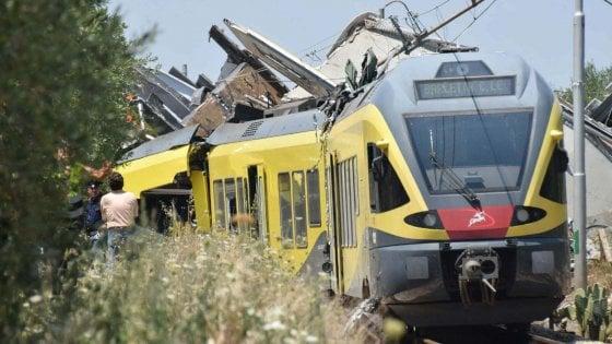 Scontro tra treni: il capostazione davanti al pm