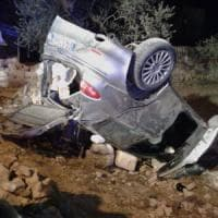 Omicidio stradale, a Taranto due morti e due feriti gravi. Autista arrestato: positivo...