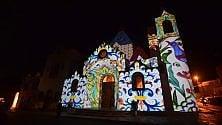 Alberobello,  i trulli s'illuminano di arte    Video  Il  viaggio a colori