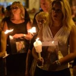 """Ft  Scontro fra treni, a Bari la fiaccolata per le 23 vittime """"Mattarella ci stia vicino"""""""
