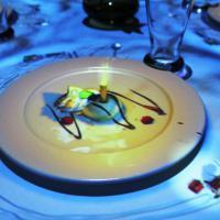 Ostuni, a cena col video mapping: lo show è nei piatti