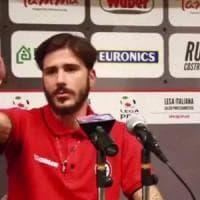 Foggia calcio, insulti sessisti alle tifose avversarie: Vacca squalificato