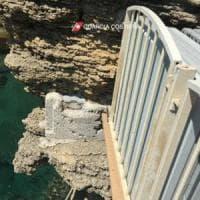 Salento, docce che scaricano in mare e grotte naturali trasformate in depositi: sigilli...