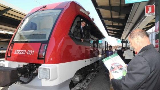 Treni d'oro alle Ferrovie Sud Est, il Riesame annulla il sequestro di 12 milioni ai vertici