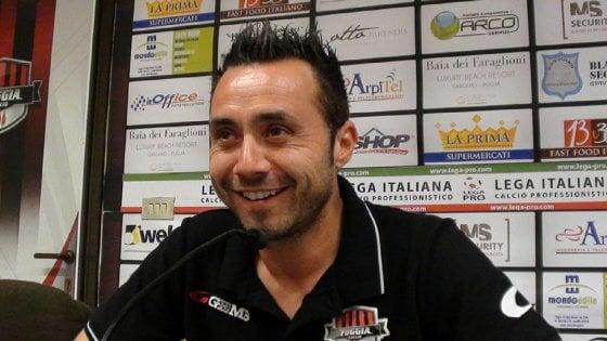 Calcio, in Lega Pro il Foggia riparte senza De Zerbi: in panchina c'è Stroppa, ma la città è spaccata