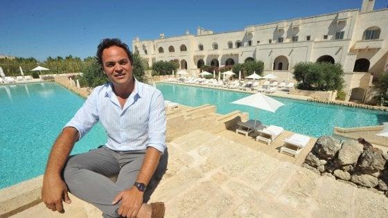 Borgo egnazia parla il patron dell 39 hotel pi bello al for Borgo ignazio in puglia