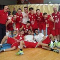 Bari, dopo il bronzo di Montrone altro traguardo del Cus: il basket in serie