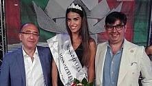 Miss Italia 2016, Sara  è la più bella di Puglia