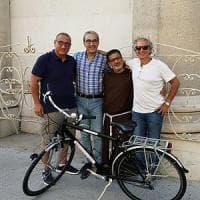Barletta, rubano la bici al parroco: scatta la gara di solidarietà fra