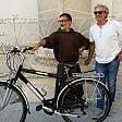 Barletta, rubano la bici  al parroco: scatta la gara  di solidarietà fra i fedeli