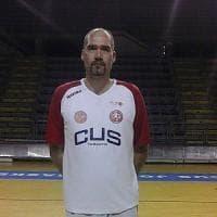 Basket, il campione olimpico Roberto Chiacig al Cus Jonico di Taranto