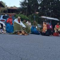 Terremoto nel Centro Italia, notte all'aperto per i calciatori del Foggia