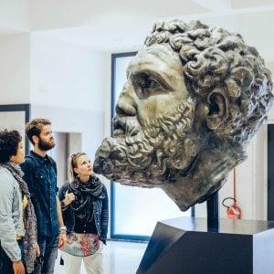 Agenda/ Alla scoperta del mito, appuntamento d'autore al museo Marta di Taranto