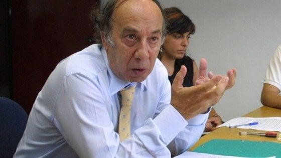 Bari, addio a Salvatore Marzano: l'ex rettore del Politecnico stroncato da un ictus