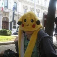 Bari, con l'auto a caccia di Pokemon: