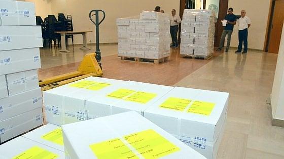 Università, a Bari telecamere e stanze blindate per i plichi con i test a numero chiuso