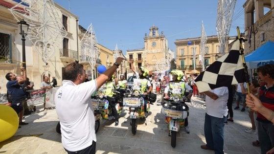 Acquaviva delle Fonti, via al viaggio in Vespa che raccoglie fondi per gli autistici