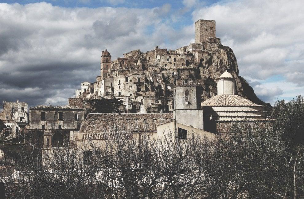 Craco, la città fantasma che ha stregato il cinema