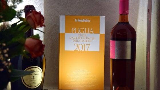 """Ristoranti, ecco la Guida della Puglia 2017: """"Un viaggio nel gusto firmato Repubblica"""""""