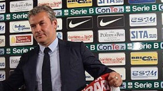 """Bari calcio, il ds Sogliano suona la carica: """"Puntiamo su esperienza e talento, l'obiettivo sono i playoff"""""""