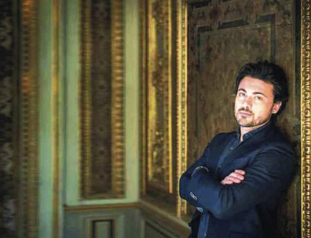 """Vittorio Grigolo: """"La mia opera pop, tra storia e lirica"""""""